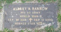 Albrey R Barrow