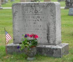 George Frederick Fred Hale