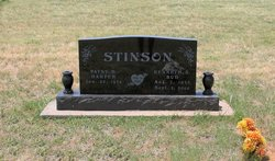 Kenneth Stewart Bud Stinson