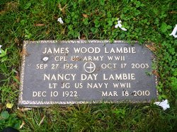 Corp James Wood Lambie