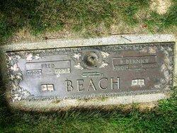 Bertha Bernice <i>Murphy</i> Beach