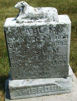 Paul Monroe Ambrosius