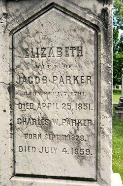 Elizabeth <i>Sherman</i> Parker
