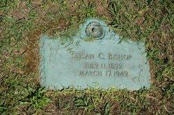Susan G. <i>Cannon</i> Bishop