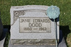 Janie <i>Edwards</i> Dodd