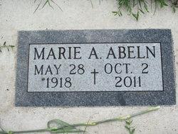 Marie Agnes Abeln