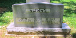 Chaim Jacob Altman