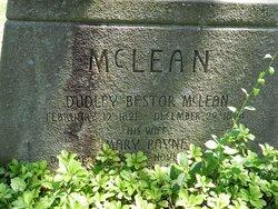 Mary Payne McLean