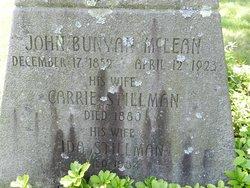 John Bunyan McLean