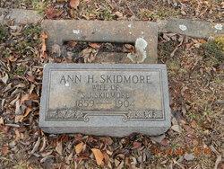 Darcus Ann <i>Holobaugh</i> Skidmore