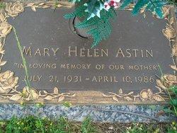 Mary Helen Astin