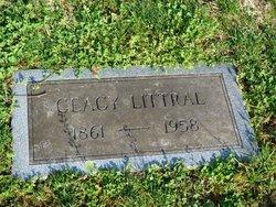 Celia Ann Ceacy <i>Reynolds</i> Littral