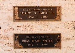 Rose Mary <i>Richart</i> Smith