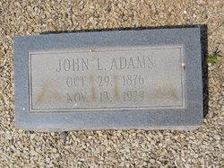 John L Adams