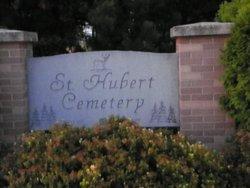 Saint Hubert Cemetery