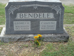 Caroline <i>Leinweber</i> Bendele