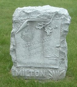 George W Milton