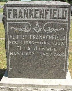 Ella J. <i>Gruber</i> Frankenfield