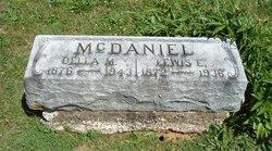 Lewis Ellison Daws McDaniel