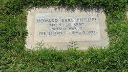 Howard E. Phillips