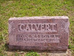 Rose A <i>Newlon</i> Calvert
