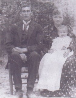 Mary Ann Theresa Trissie <i>Ashley</i> Camp
