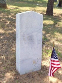 Pvt Christopher Columbus Hatfield