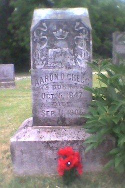 Aaron Didd Gregg