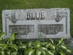 Charles B Blue
