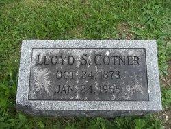 Lloyd S Cotner