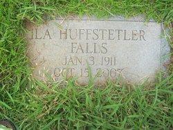Ila <i>Huffstetler</i> Falls
