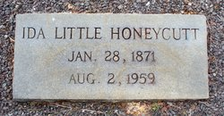 Ida Ann <i>Little</i> Honeycutt