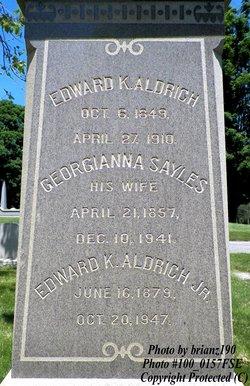 Edward Kimball Aldrich, Jr