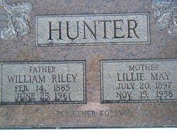 Lillie May <i>Blaylock</i> Hunter