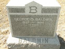 George O Baldwin