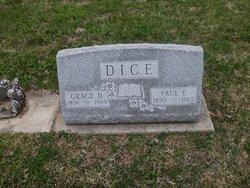 Grace <i>Dossett</i> Dice