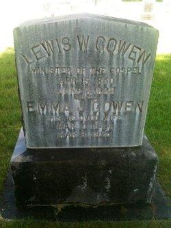 Rev Lewis Woodbury Gowen