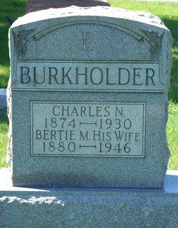 Charles Newton Burkholder