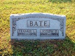 Frankie Lynn <i>Deal</i> Bate