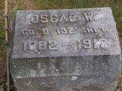 Capt Oscar William Hogstedt