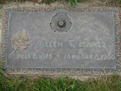 Allen Thurman Hanes