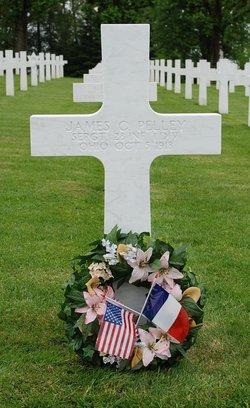 Sgt James C Pelley