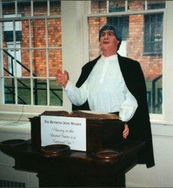 Rev John Walker