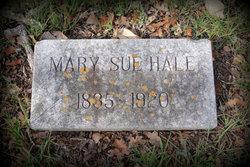 Mary Sue <i>Norris</i> Hale