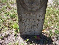 Margaret <i>Bailey</i> Bahm
