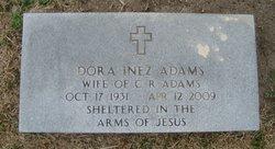 Dora Inez <i>Jarman</i> Adams