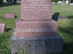 Elsie <i>Gerlacher</i> Baumgartner