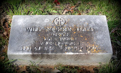 Will Norris Hale