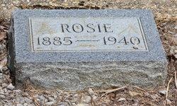 Rosie Lee <i>Pullen</i> Baker
