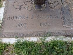 Aurora J Salazar